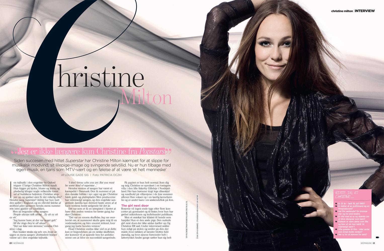 Christine Milton