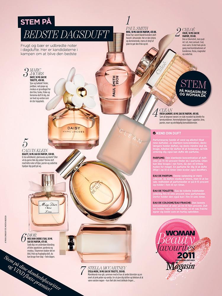 Beauty Magasin – Parfume oneshot